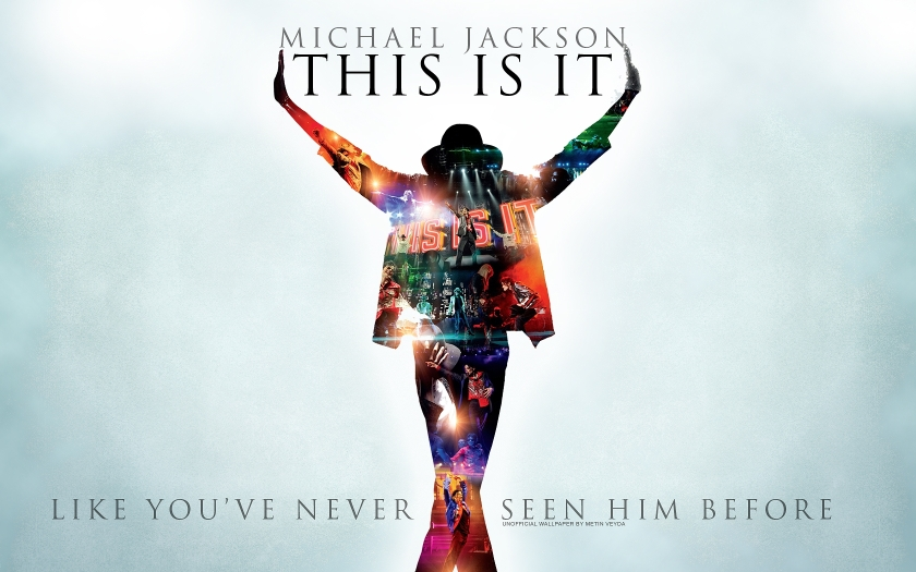THIS IS IT – MICHAEL JACKSON